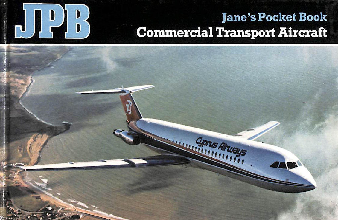 Image for Jane'S Pocket Book Of Commercial Transport Aircraft