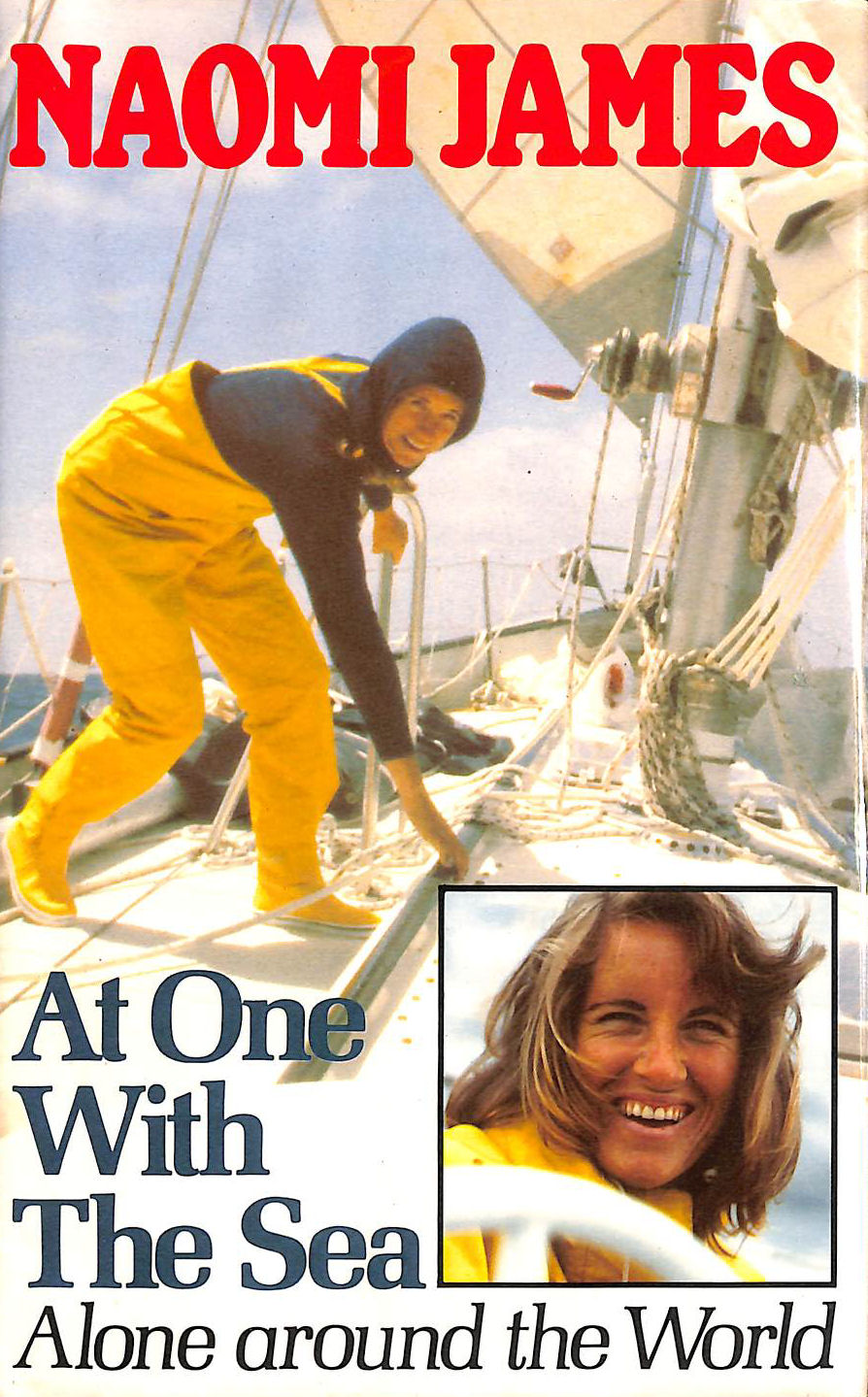 Image for At One With The Sea: Alone Around The World
