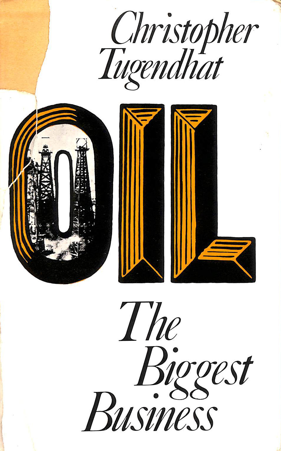Image for Oil: The Biggest Business