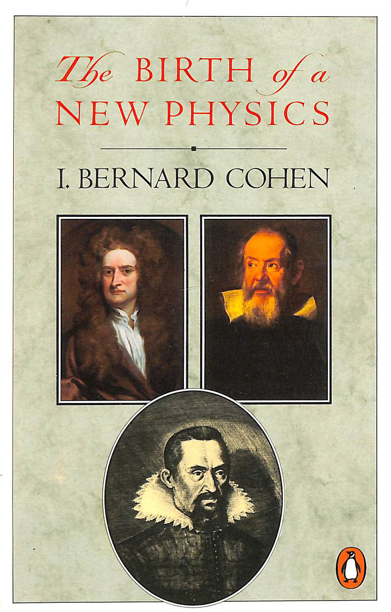 Image for The Birth Of A New Physics (Penguin Science)