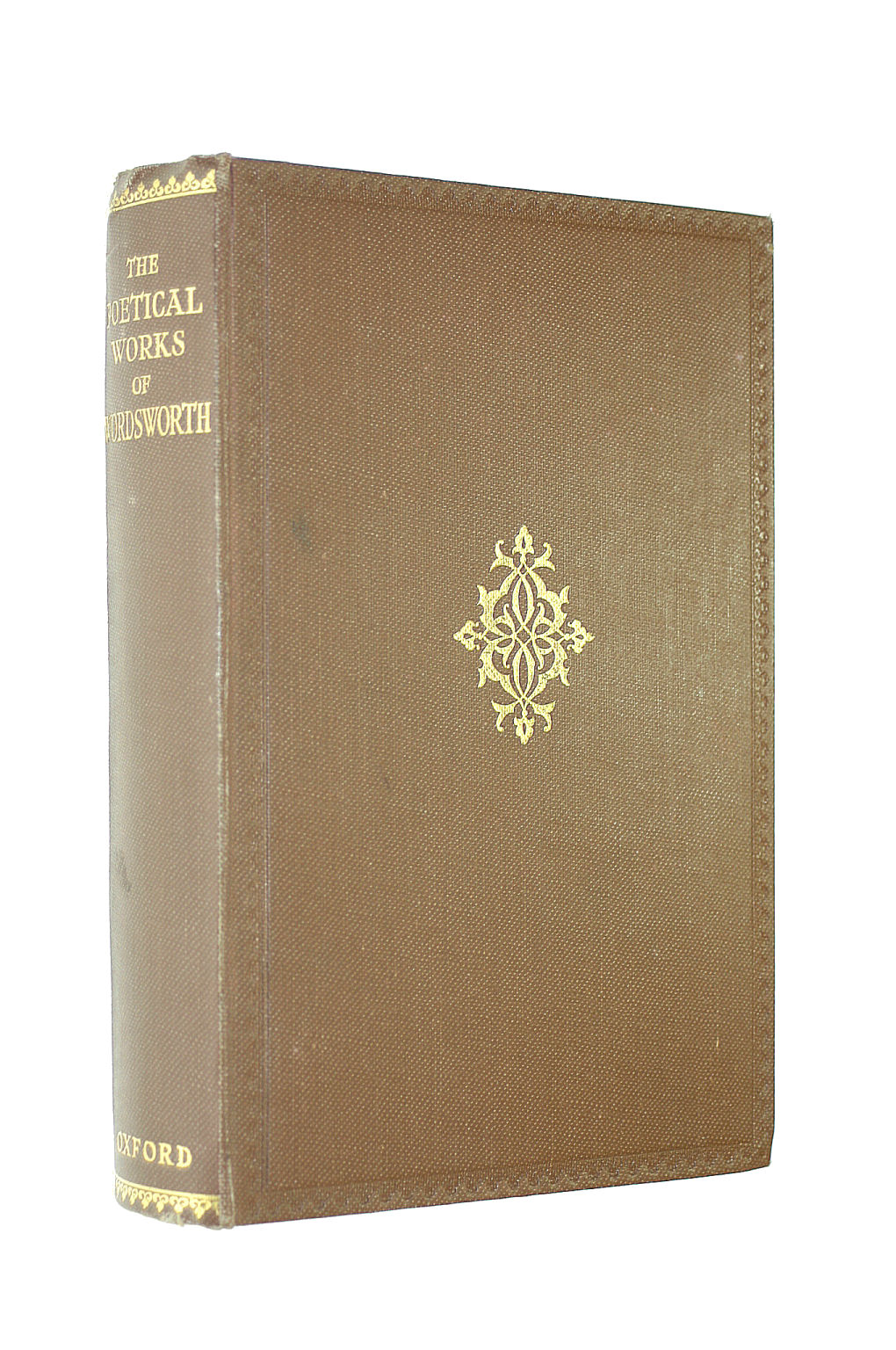 Image for The Poems Of Wordsworth, With Introduction And Notes
