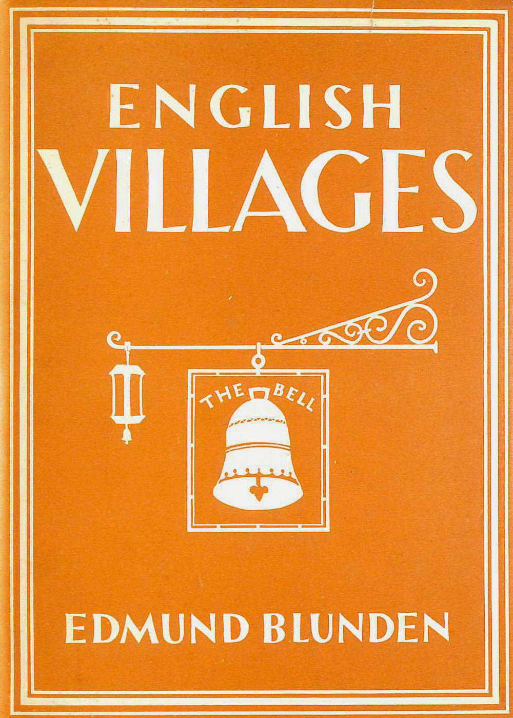 Image for English Villages