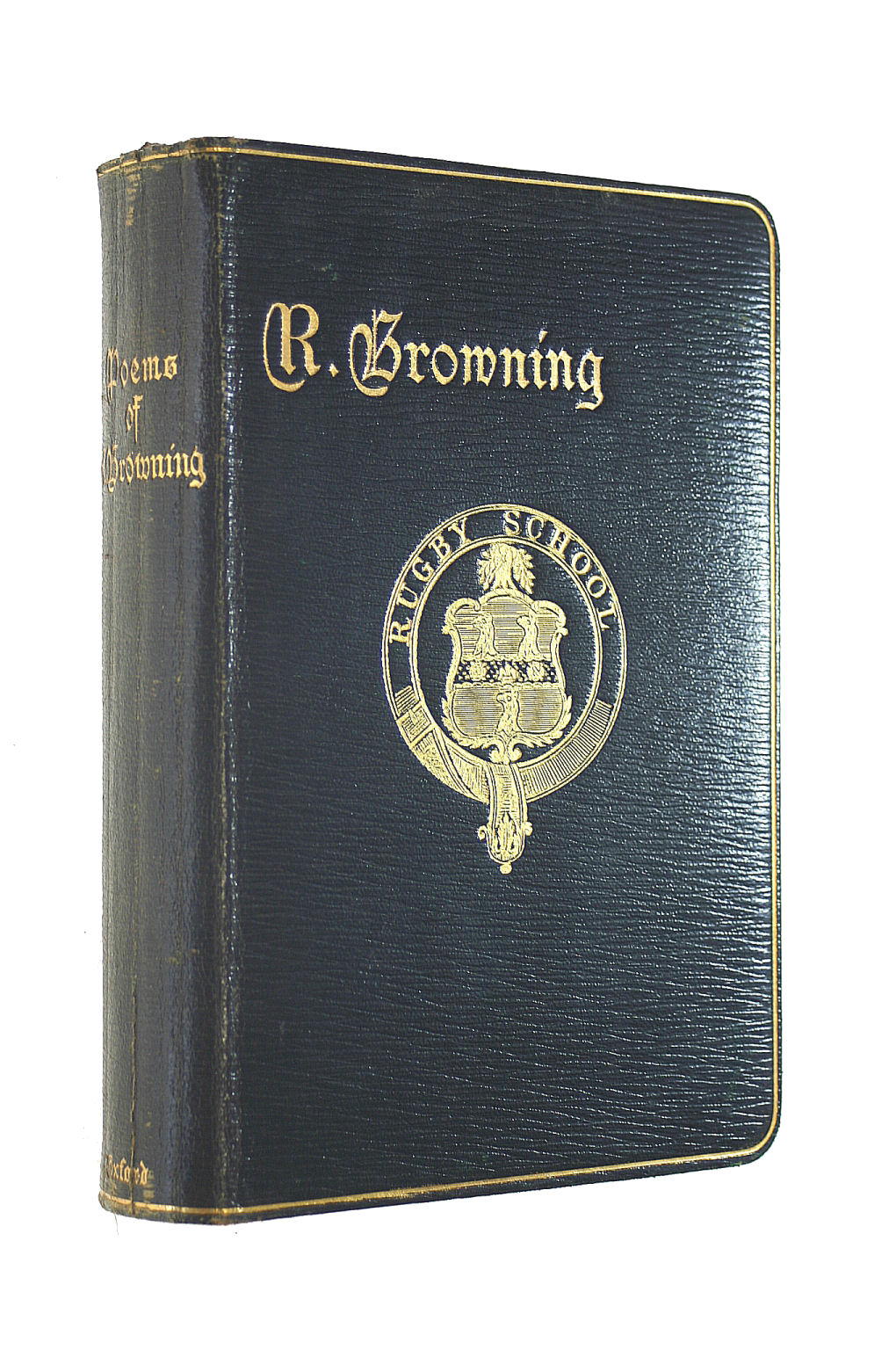 Image for Poems Of Robert Browning
