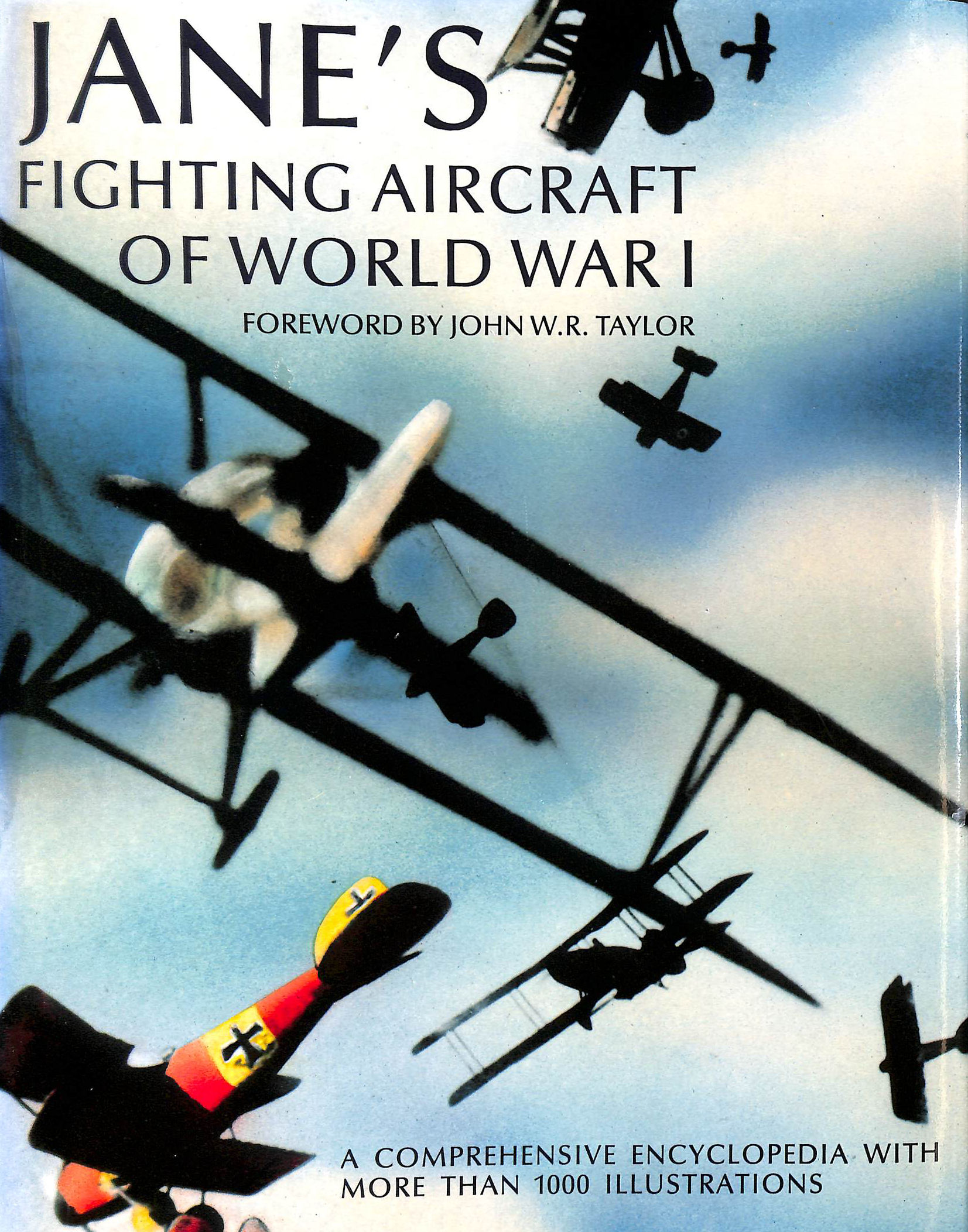 Image for Jane'S Fighting Aircraft Of World War I