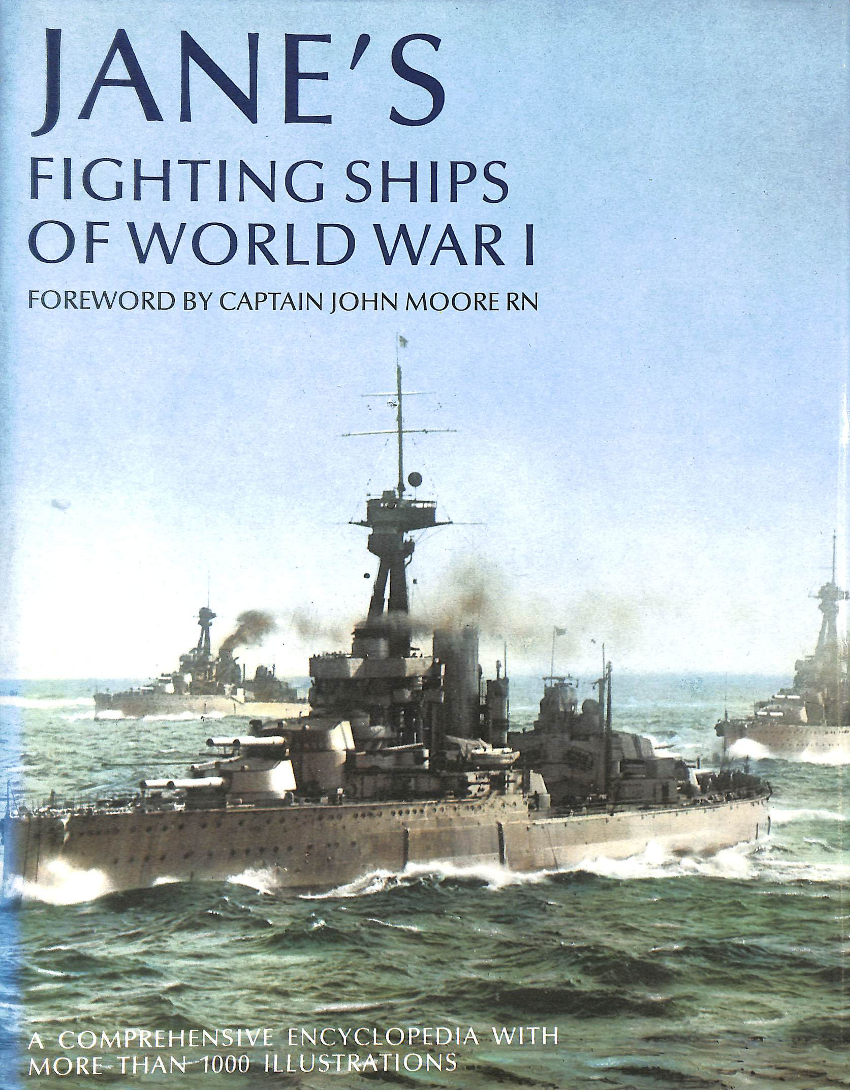 Image for Jane'S Fighting Ships Of World War I