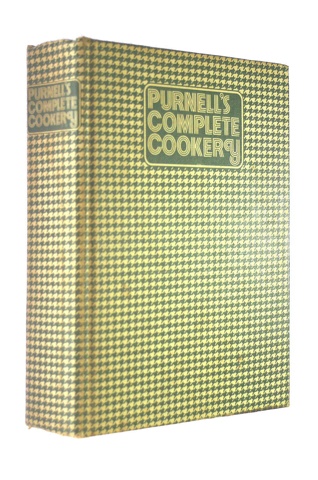 Image for Purnell'S Complete Cookery