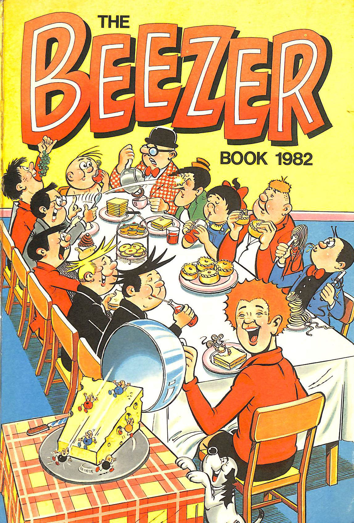 Image for The Beezer Book 1982