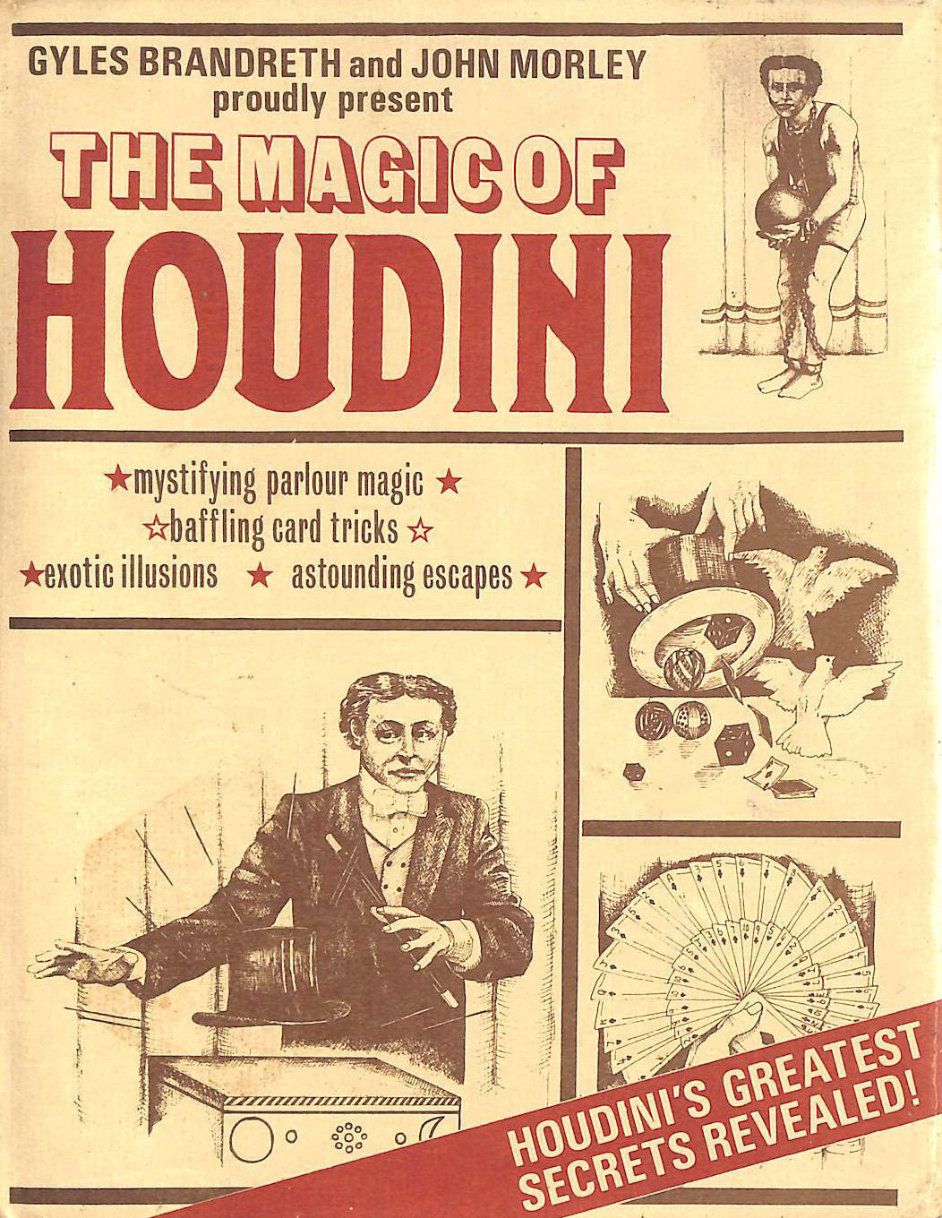 Image for The Magic Of Houdini