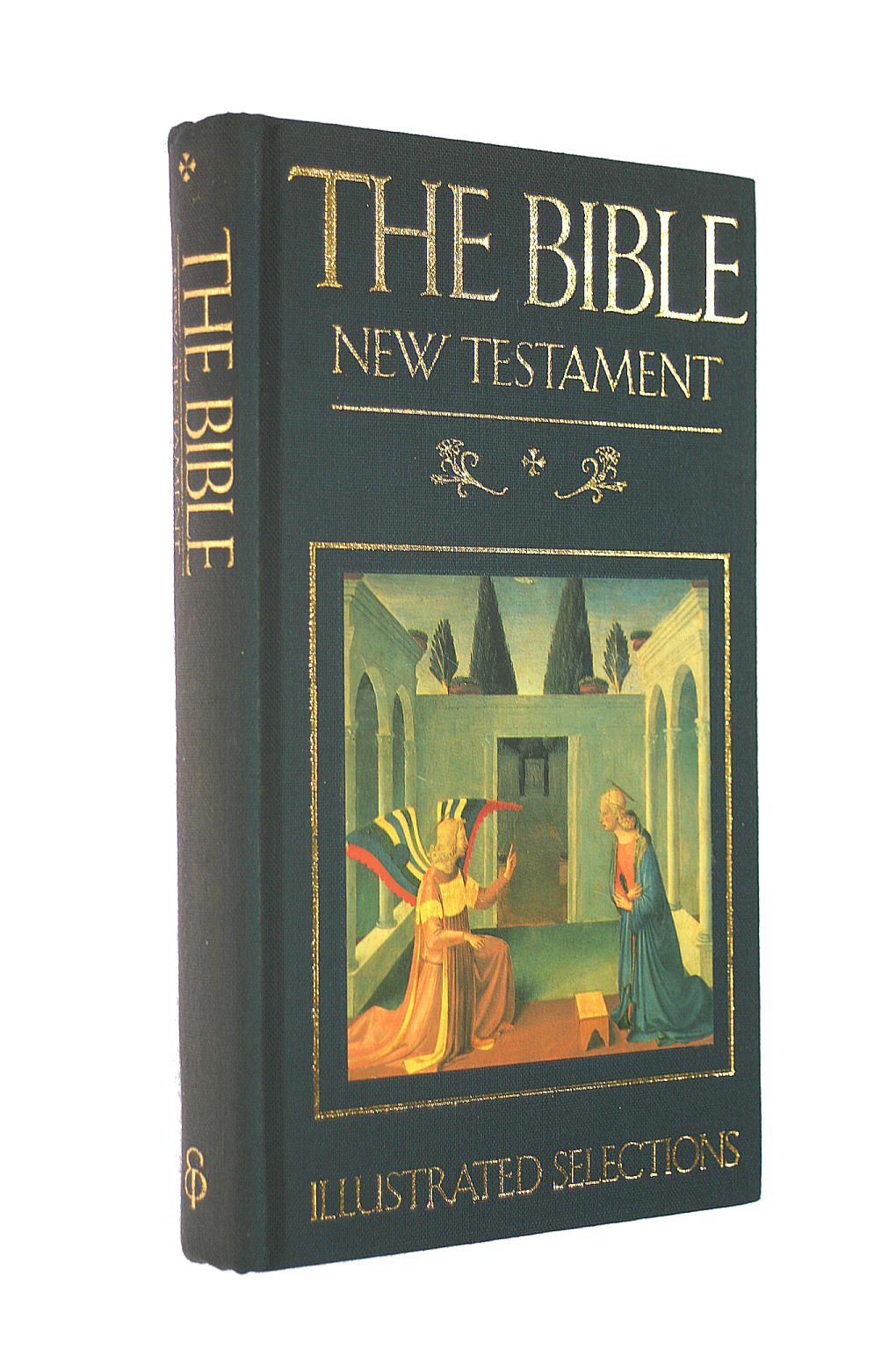 Image for New Testament: Illustrated Selections