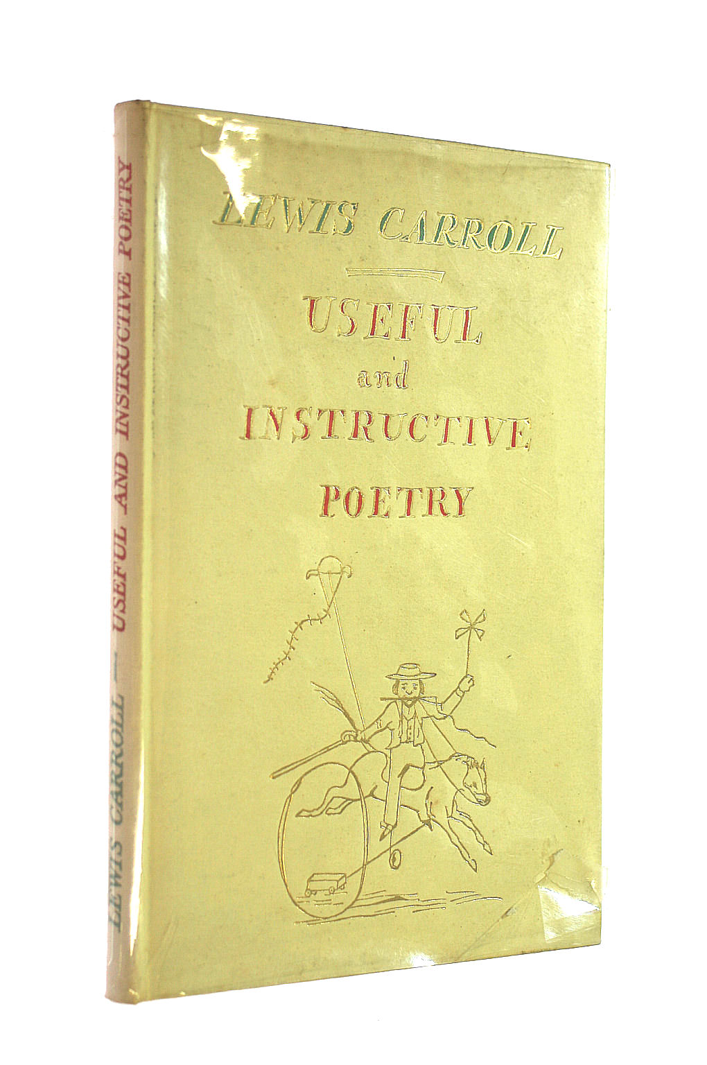 Image for Useful And Instructive Poetry. The Author'S First Work