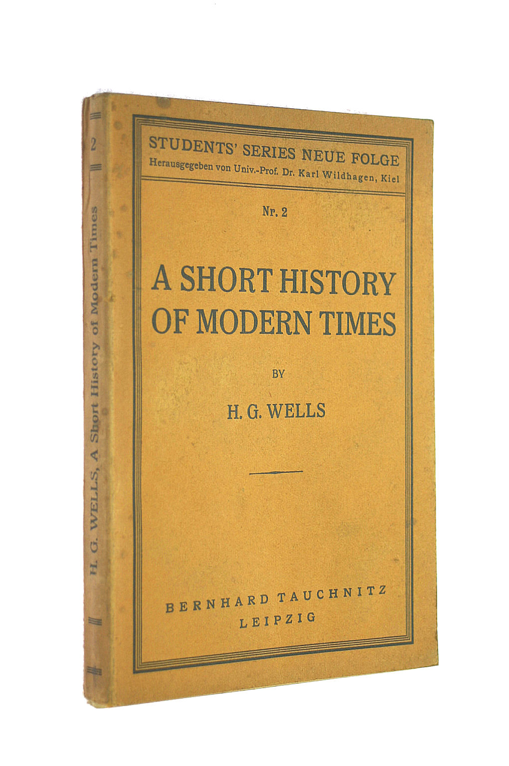 Image for A Short History of Modern Times
