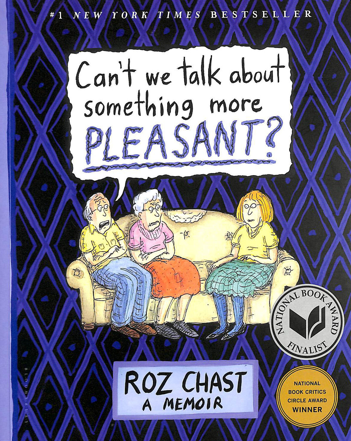 Image for Can'T We Talk About Something More Pleasant?: A Memoir