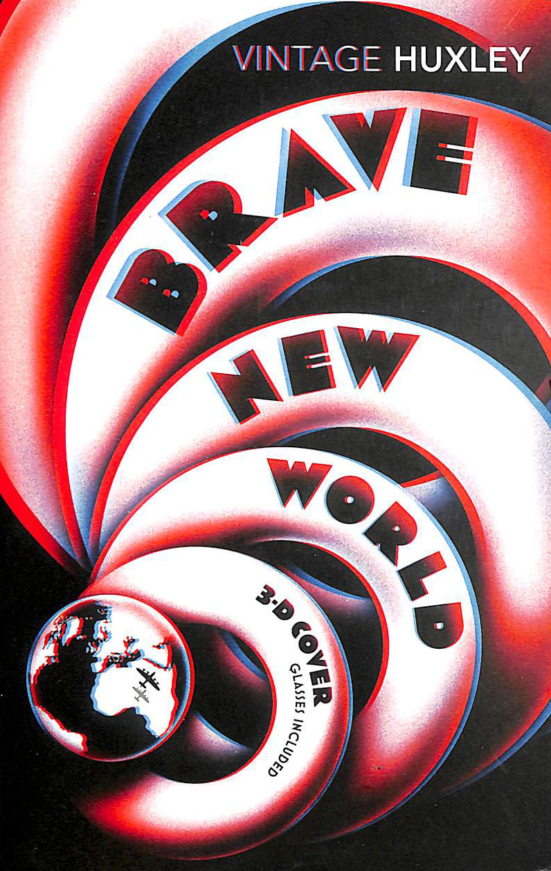 Image for Brave New World: Special 3D Edition