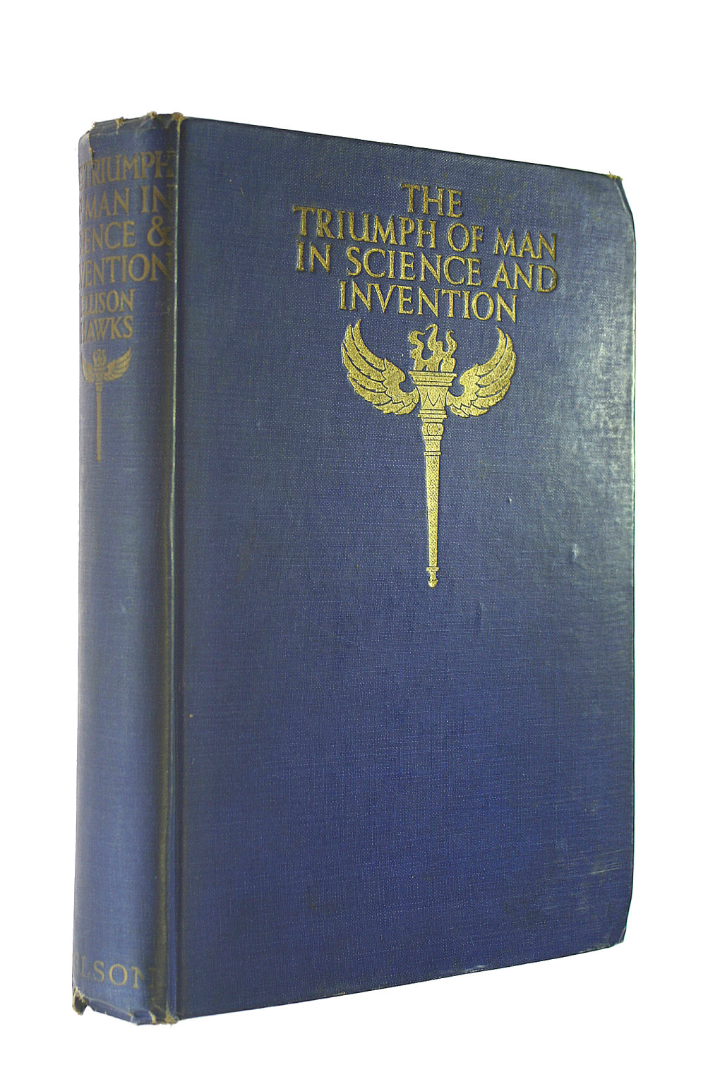 Image for The Triumph Of Man In Science And Invention