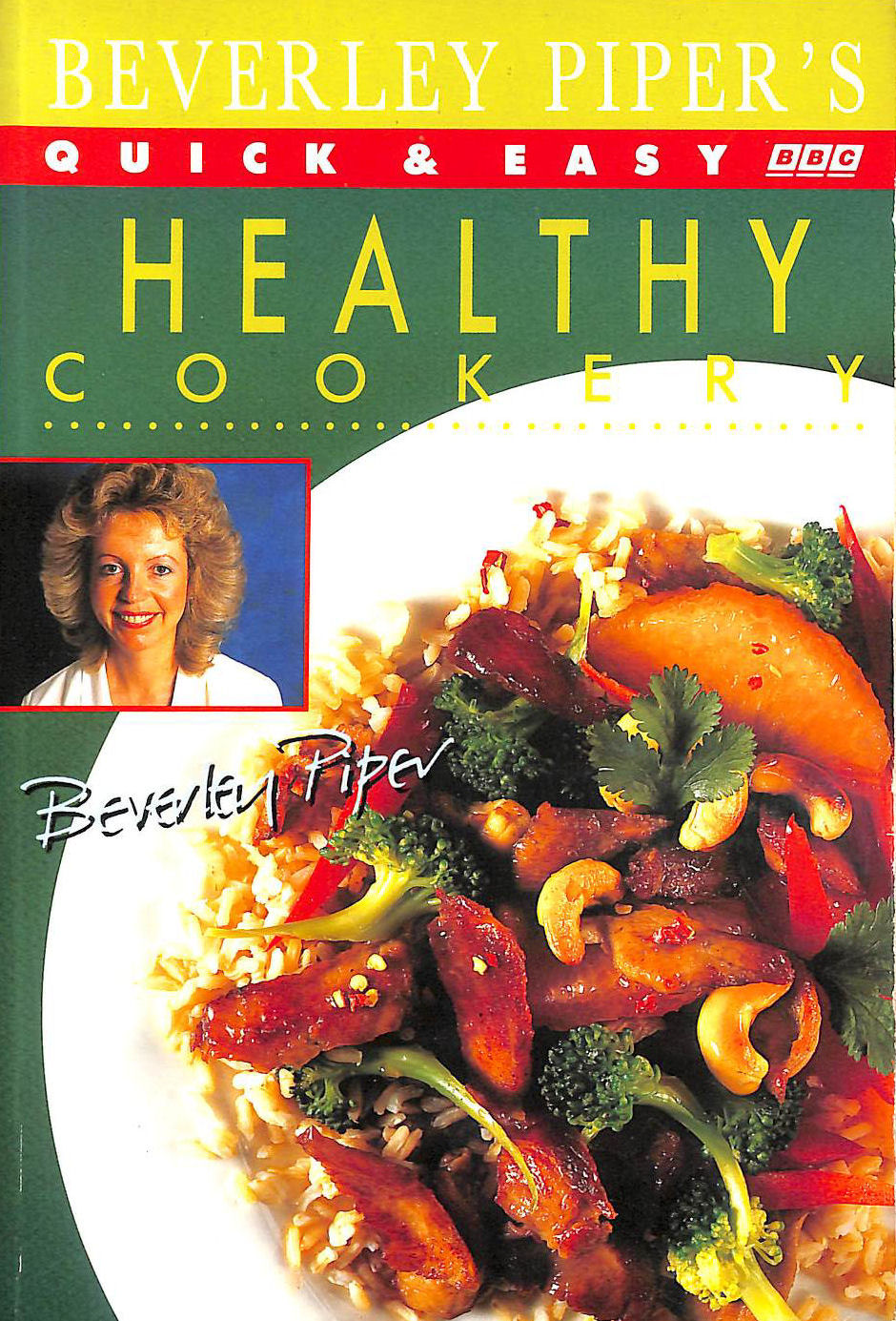 Image for Beverley Piper'S Quick And Easy Healthy Cookery