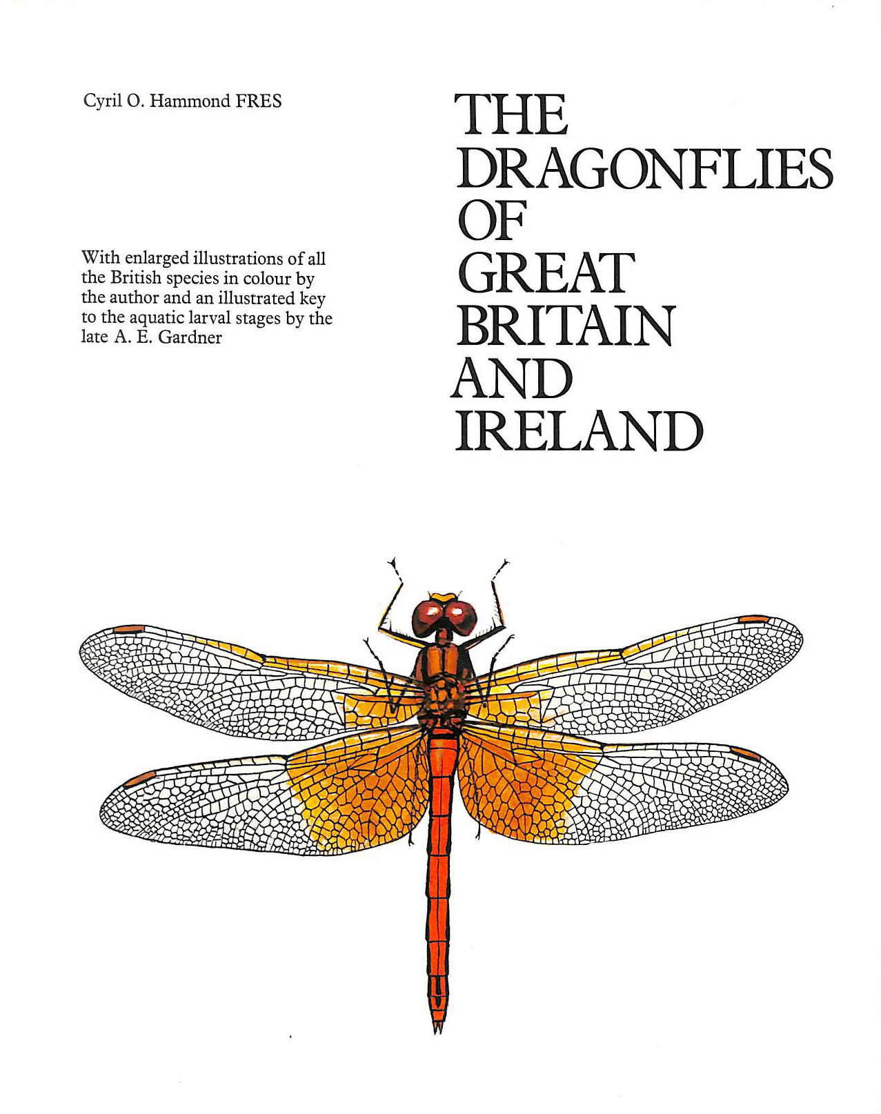 Image for Dragonflies Of Great Britain And Ireland
