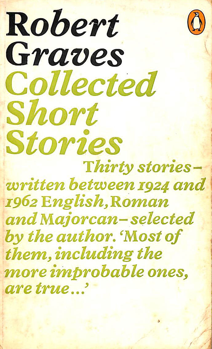 Image for Collected Short Stories