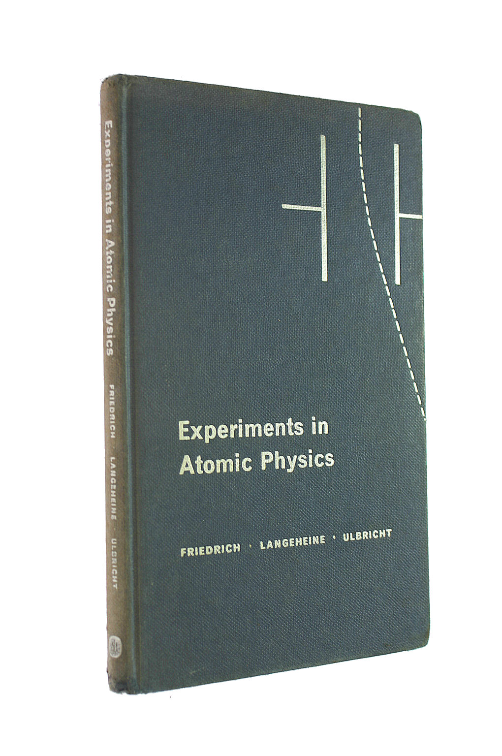 Image for Experiments In Atomic Physics