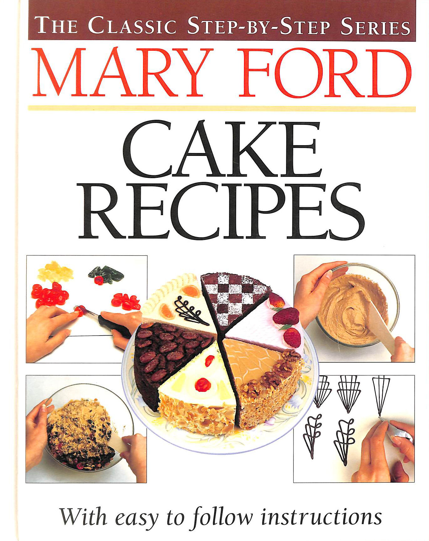 Image for Cake Recipes (Classic Step-By-Step S.)