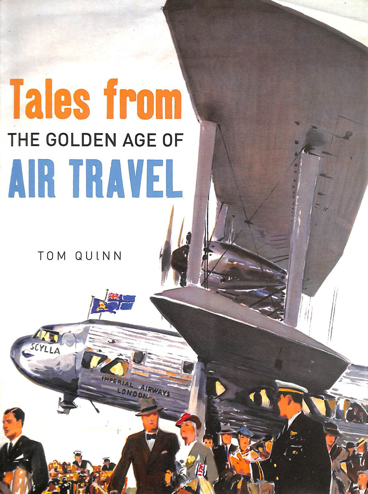 Image for Wings Over The World: Tales From The Golden Age Of Air Travel