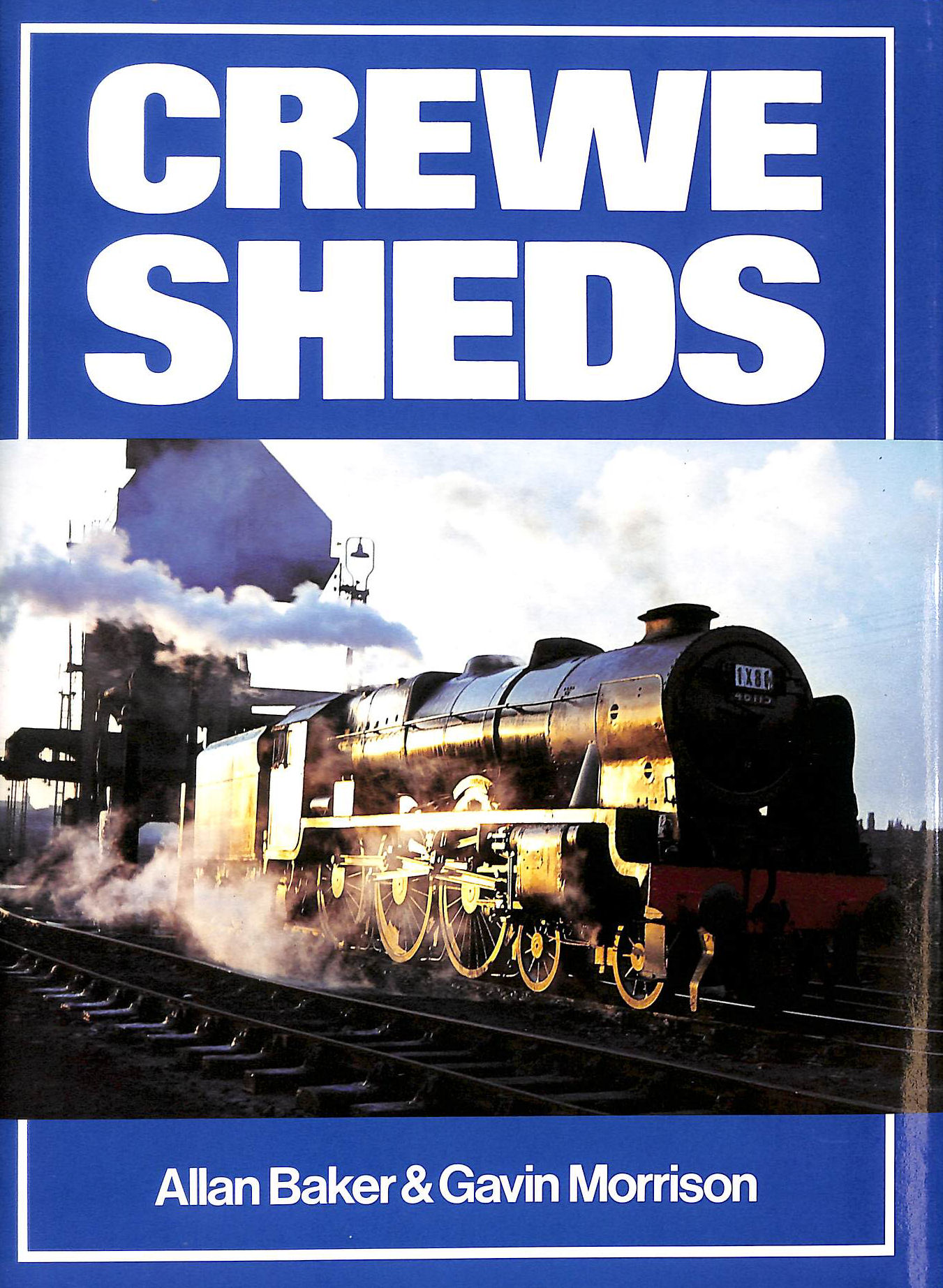 Image for Crewe Sheds