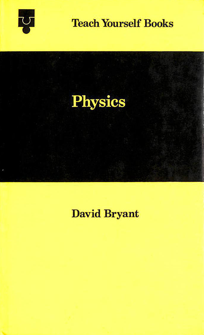 Image for Physics (Teach Yourself)