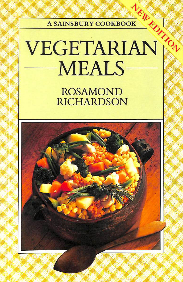 Image for Vegetarian Meals (A Sainsbury Cookbook)