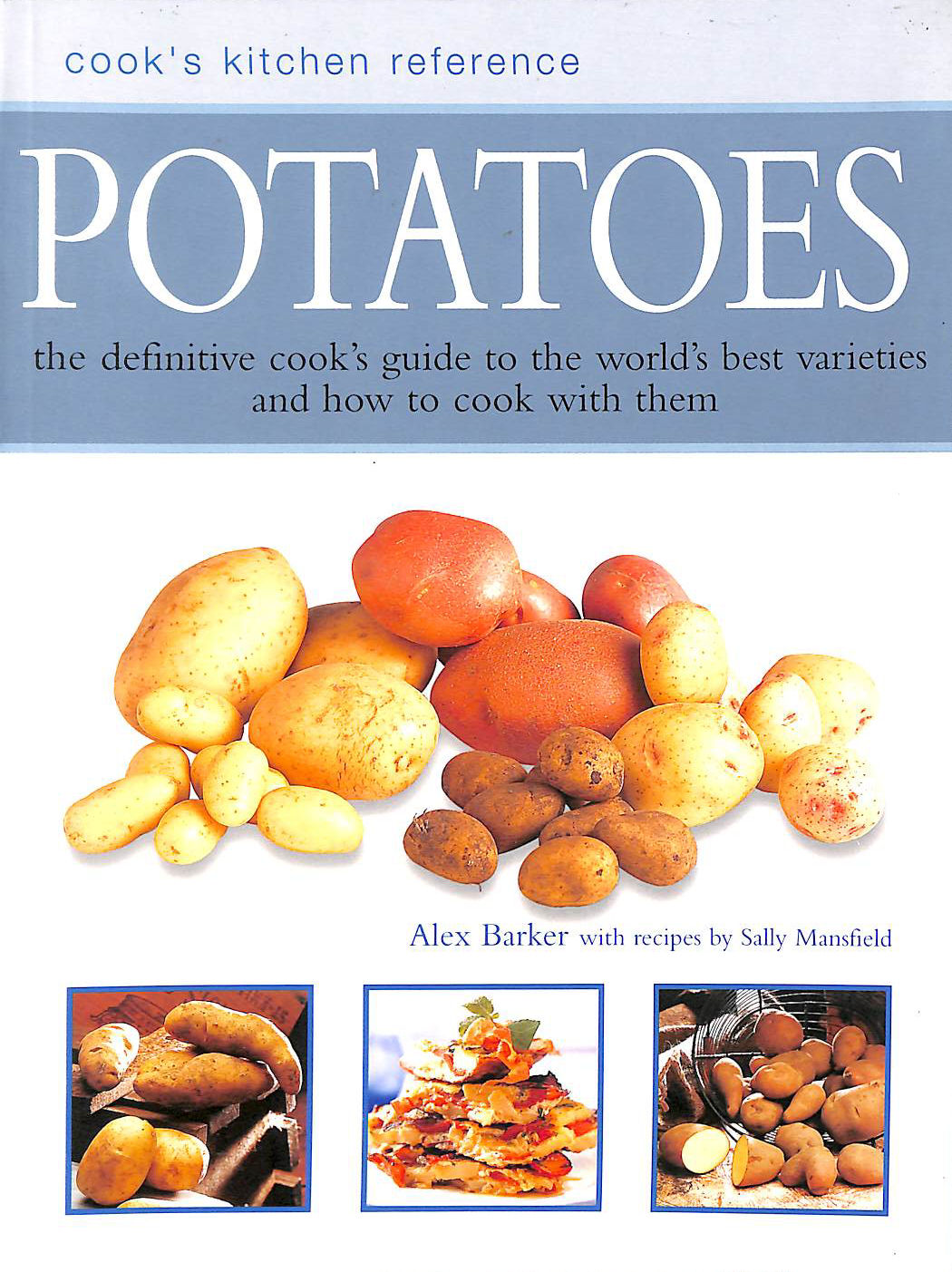 Image for Potatoes (Cook'S Kitchen Reference)