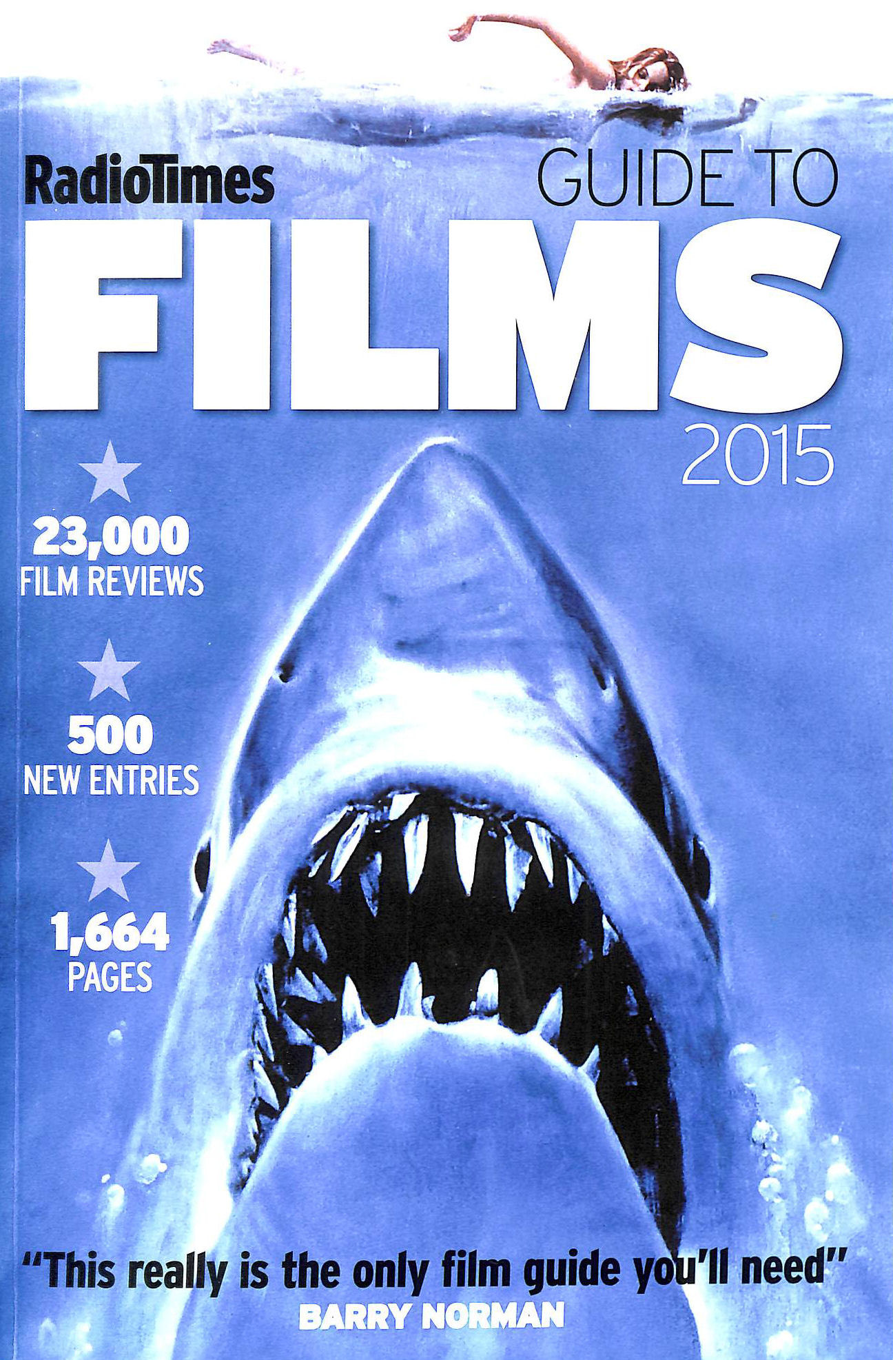 Image for The Radio Times Guide To Films 2015