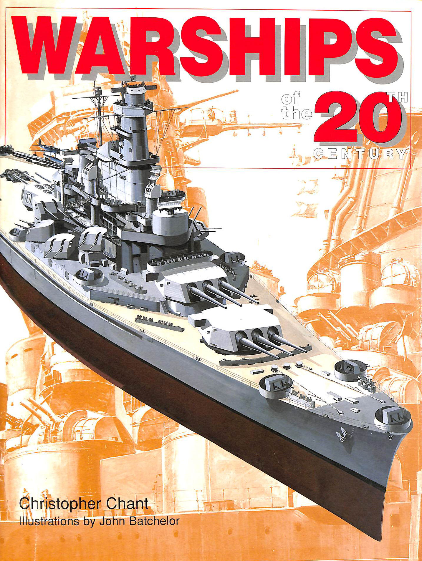 Image for Warships Of The 20Th Century (20Th Century Military)