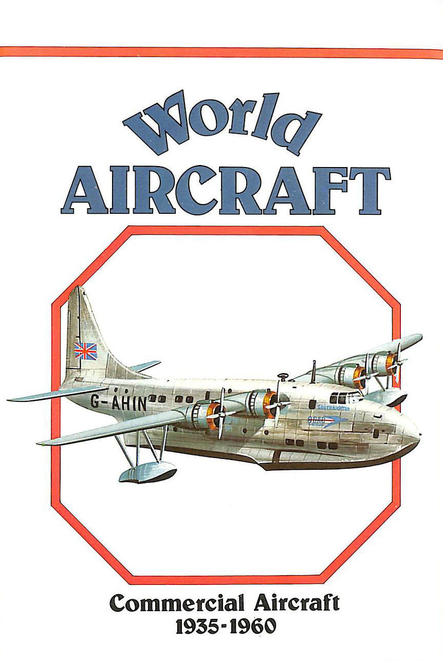 Image for World Aircraft: Commercial Aircraft 1935-1960