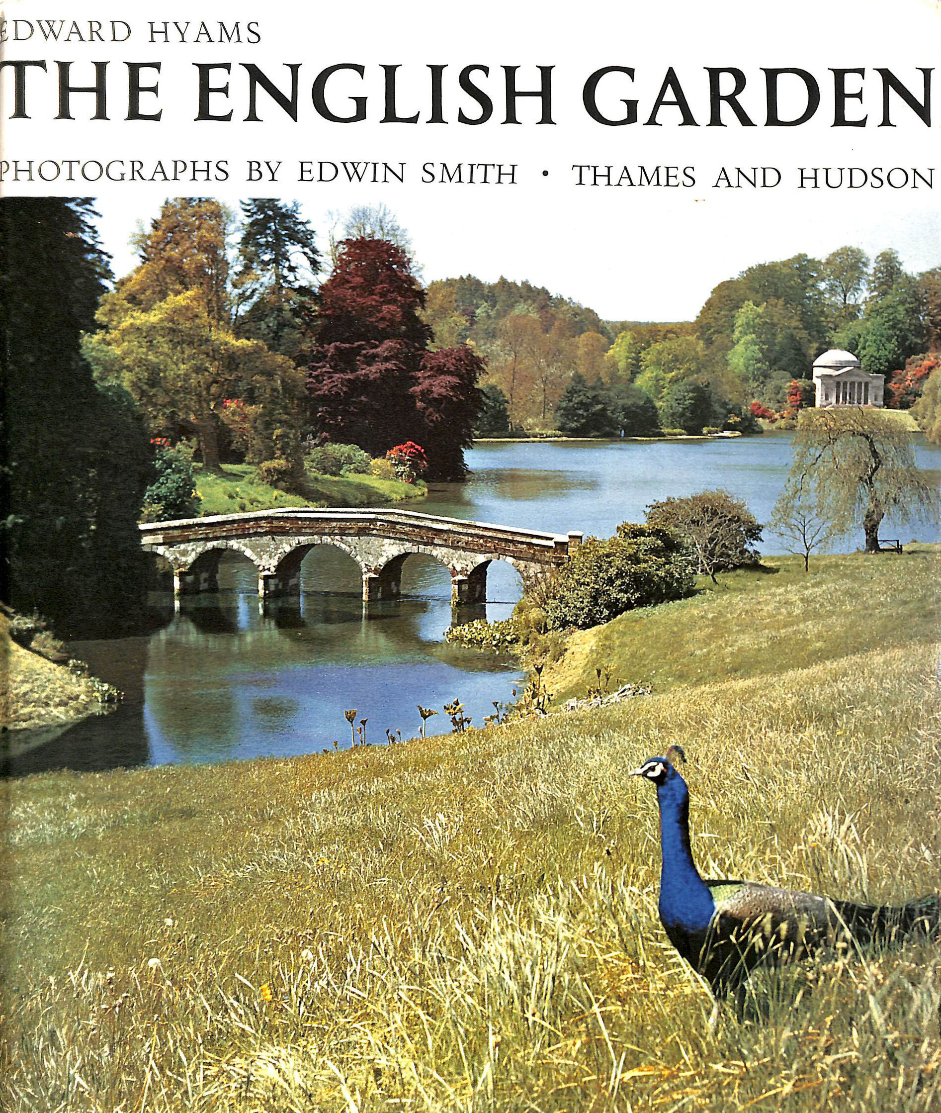 Image for The English Garden. Photographs By Edwin Smith.