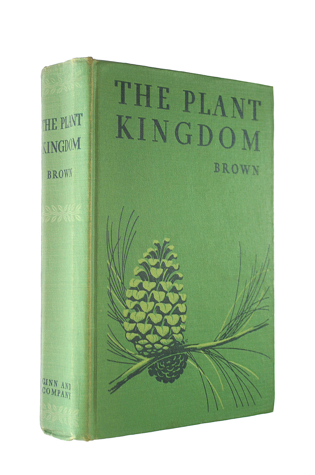 Image for Plant Kingdom - A Textbook Of General Botany