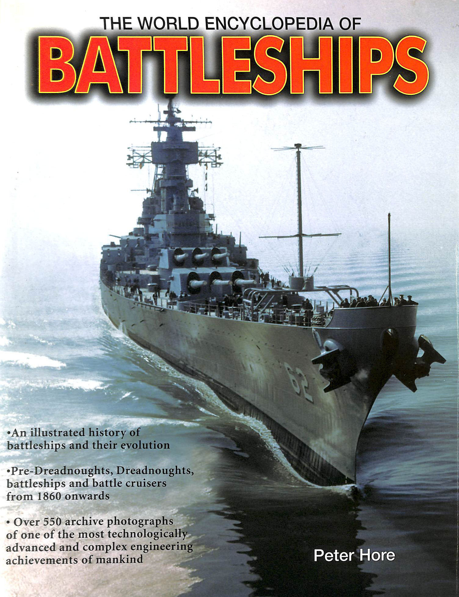 Image for The World Encyclopedia Of Battleships