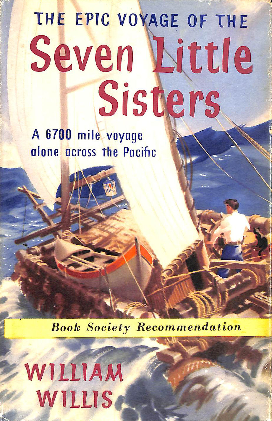 Image for The Epic Voyage Of The Seven Little Sisters.