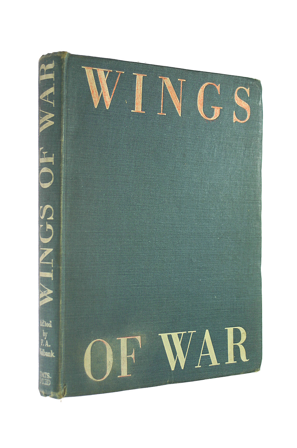 Image for Wings Of War By F. Alan Walbank