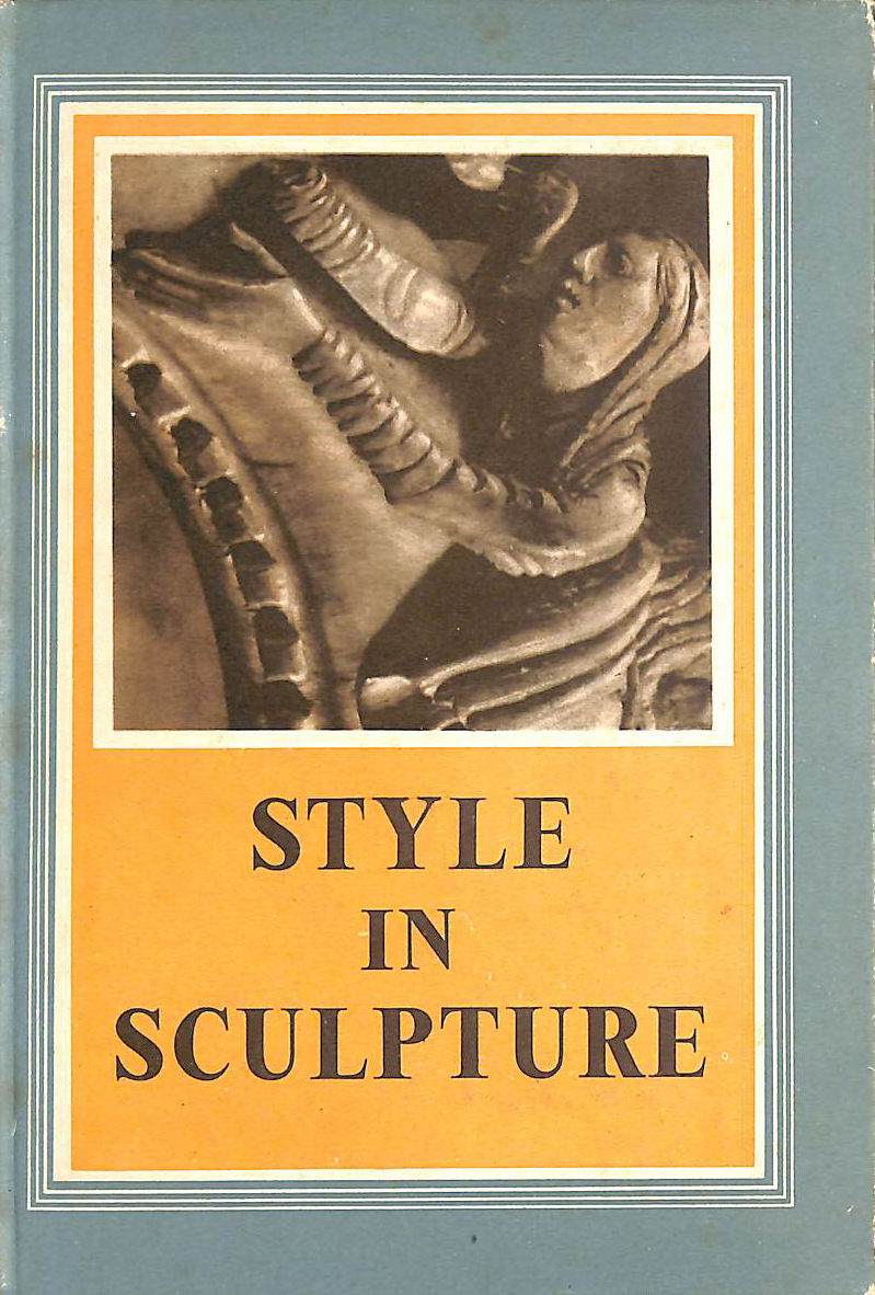 Image for Style in Sculpture