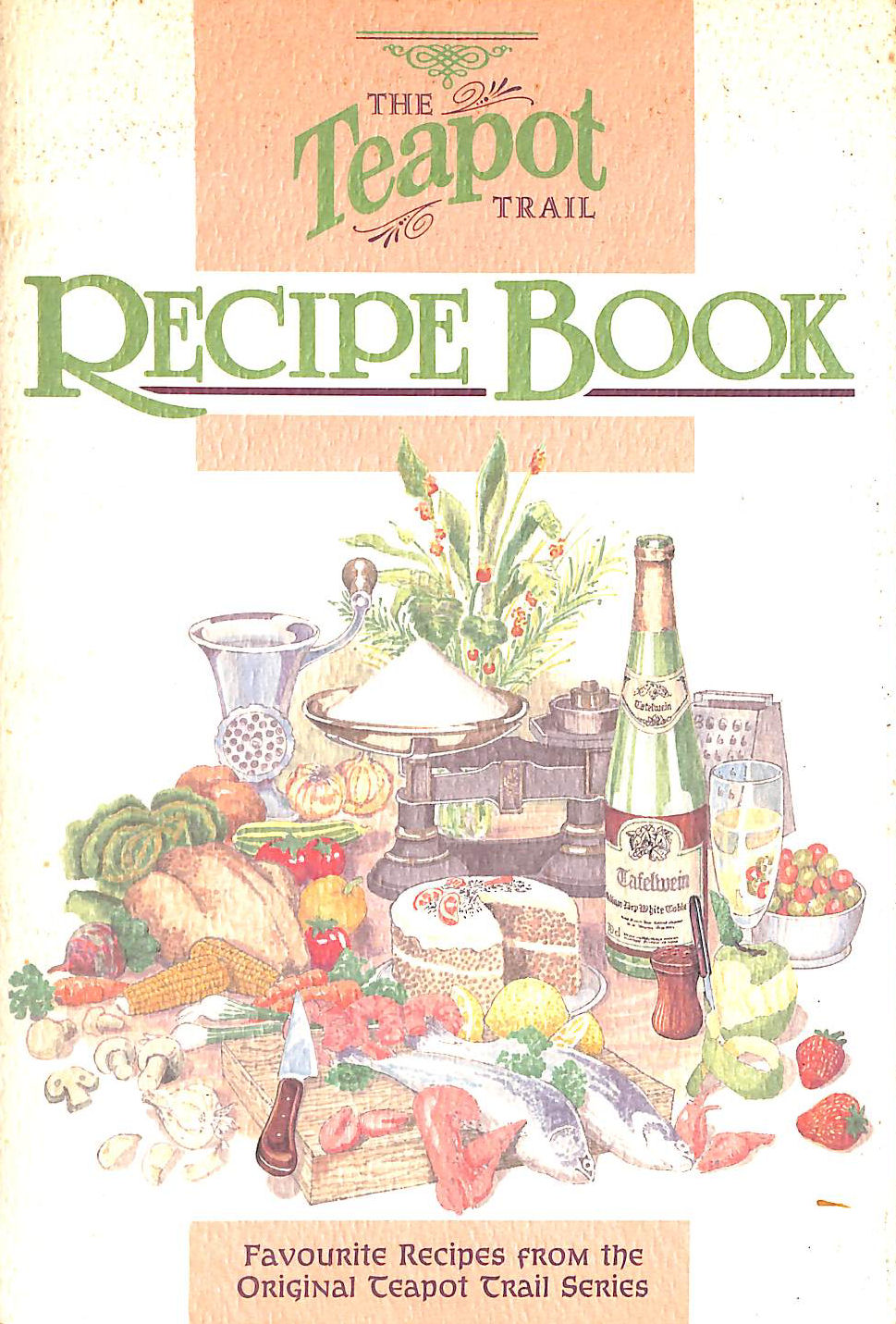 Image for Teapot Trail: Recipe Book 1