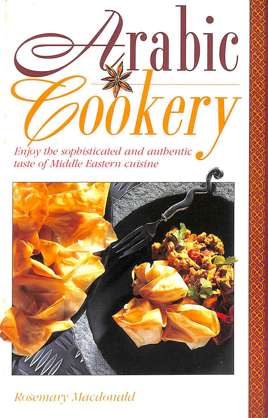 Image for Arabic Cookery