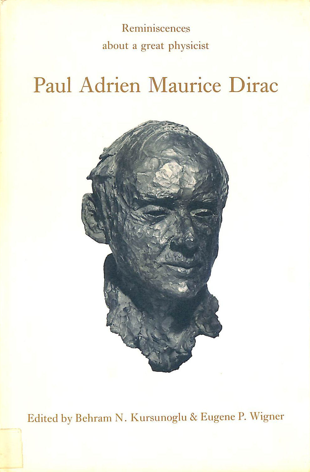 Image for Paul Adrien Maurice Dirac: Reminiscences about a Great Physicist