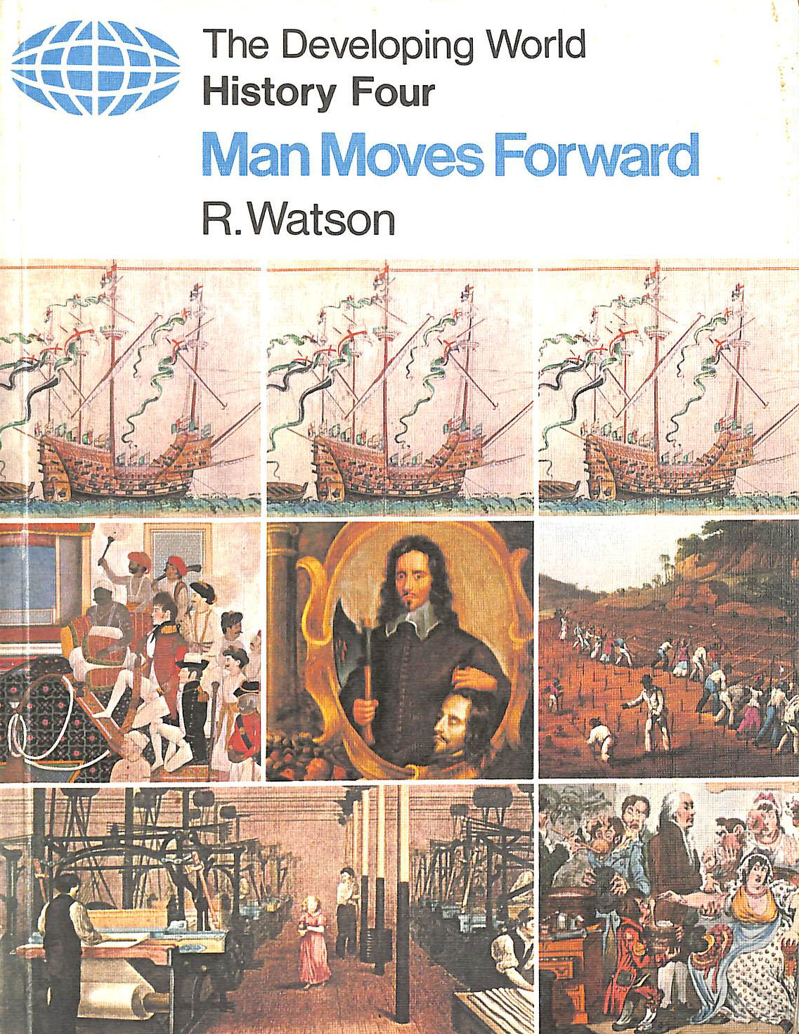 Image for Man Moves Forward (Developing World)