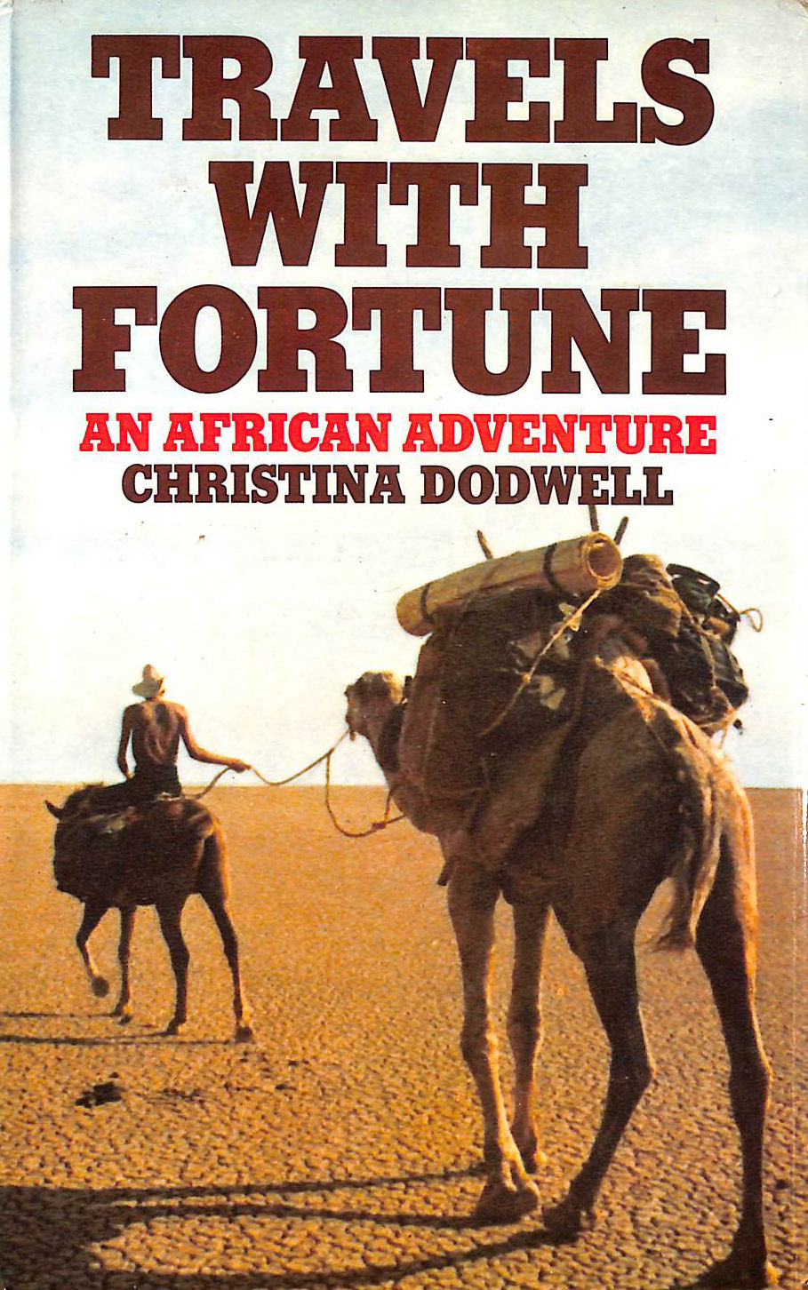 Image for Travels with Fortune: An African Adventure