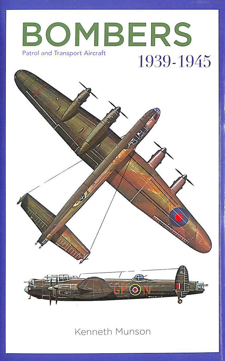 Image for Bombers Patrol and Transport Aircraft 1939 - 1945