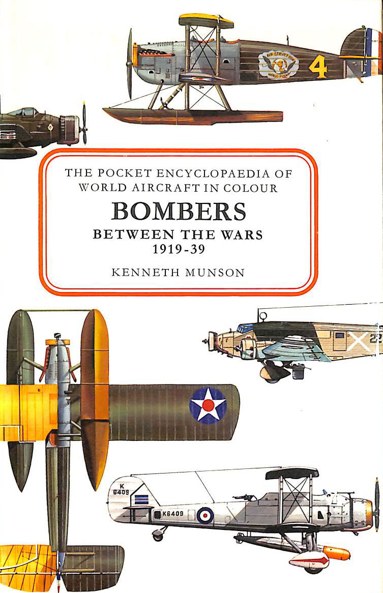 Image for Pocket Encyclopaedia of World Aircraft: Bombers Between the Wars, 1919-39 (The pocket encyclopaedia of world aircraft in colour)