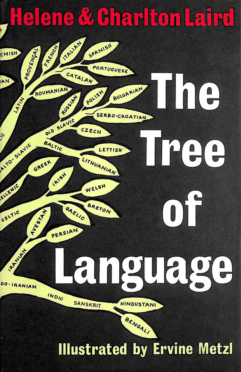 Image for The Tree Of Language