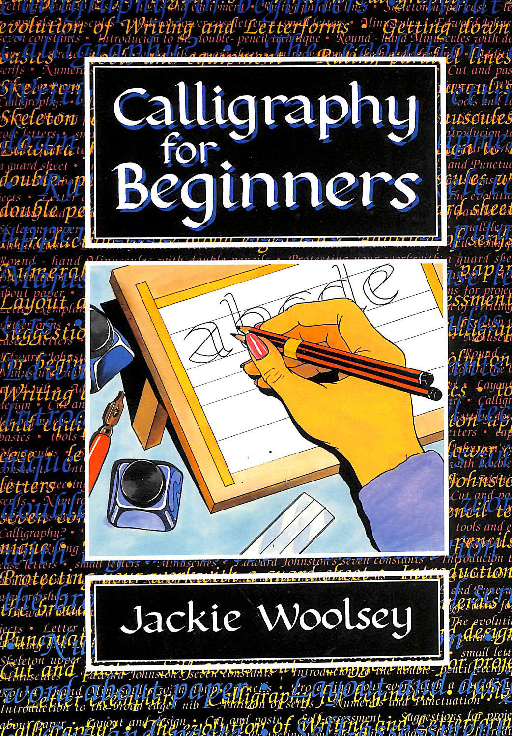 Image for Calligraphy for beginners