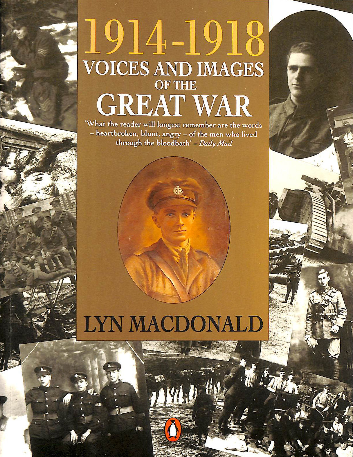 Image for 1914-1918 Voices And Images Of The Great War