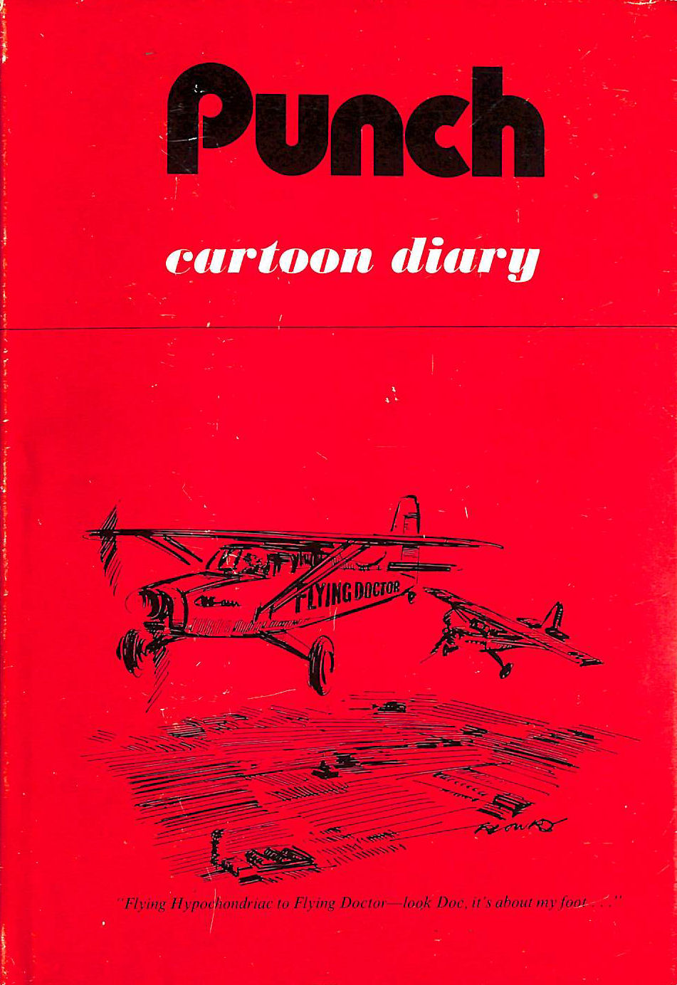 Image for Punch Cartoon Diary 1979