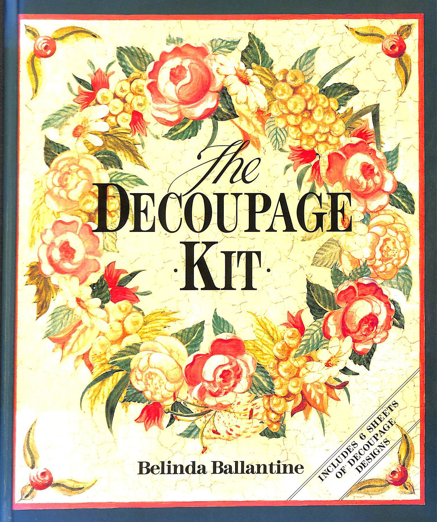 Image for The Decoupage Kit