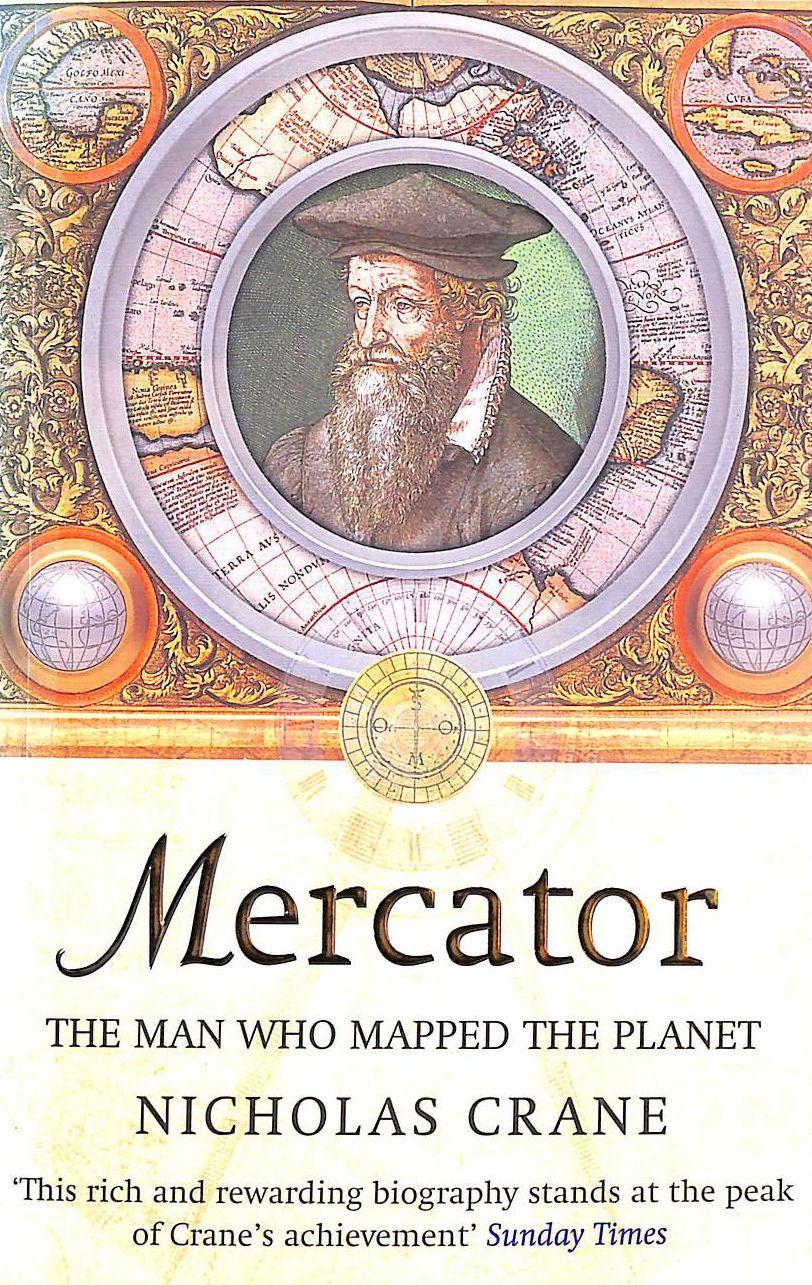Image for Mercator: The Man who Mapped the Planet